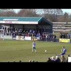 Highlights of Tonbridge Angels F.C. vs Bognor Regis Town F.C.