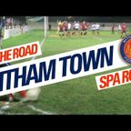 On The Road - WITHAM TOWN v HEYBRIDGE SWIFTS @ SPA ROAD