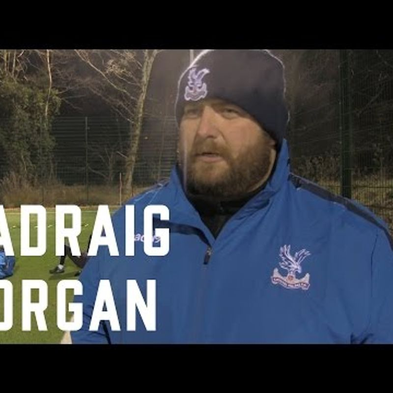 INTERVIEW: Padraig Hogan - Strength and conditioning coach.