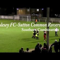 Molesey FC- Sutton Common Rovers 3:2(05.01.16)