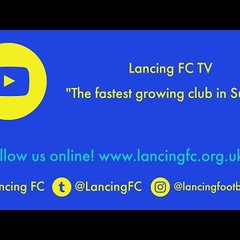 Highlights: Lancing U18s 8 - 1 Broadbridge Heath U18s