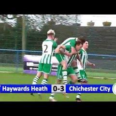 Haywards Heath 0-3 Chichester City - 18th March 2017