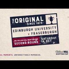 Edinburgh University 0-2 Fraserburgh | William Hill Scottish Cup 2017-18 – Second Round