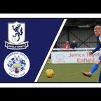 Enfield Town 0-0 Tonbridge Angels 2/3/19 | Highlights