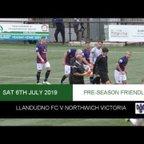 [NVTV] [PRESEASON] Llandudno FC v Northwich Victoria [HIGHLIGHTS]