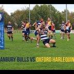 Banbury Bulls vs Oxford Harlequins