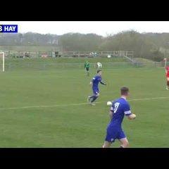Hassocks FC u18s vs Haywards Heath Town FC u18s - 31st March 2019