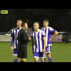 Haywards Heath FC vs Wick FC - 17th October 2017