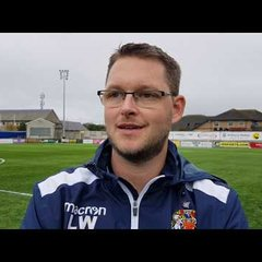 Aberystwyth 2-3 Barry Town Utd Post Match Reaction