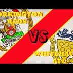 WORKINGTON REDS VS WHITEHAVEN VLOG!!!
