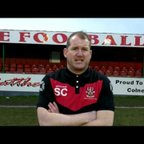 Post Match Reaction v Ossett Town