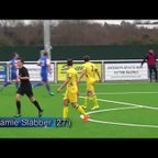 Grays Athletic fc v Hertford Town FC Goals 27/1/18