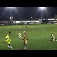 Banbury United v Stourbridge - 11 Dec 2018 - Match Highlights