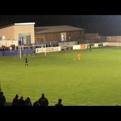 Frickley Athletic 1 vs 1 Farsley Celtic (4-5 Pens) - Goals - Integro League Cup - 30/10/18