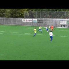 Ware FC U16 v Berko FC U16  first goal