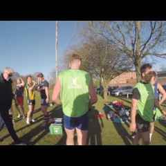 Newcastle University Rugby Football Club 7s Promo 2016