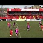 Banbury United Women 3 Headington Ladies 0 - 31st March 2019 - Match Highlights