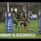 Banbury vs Beaconsfield Highlights