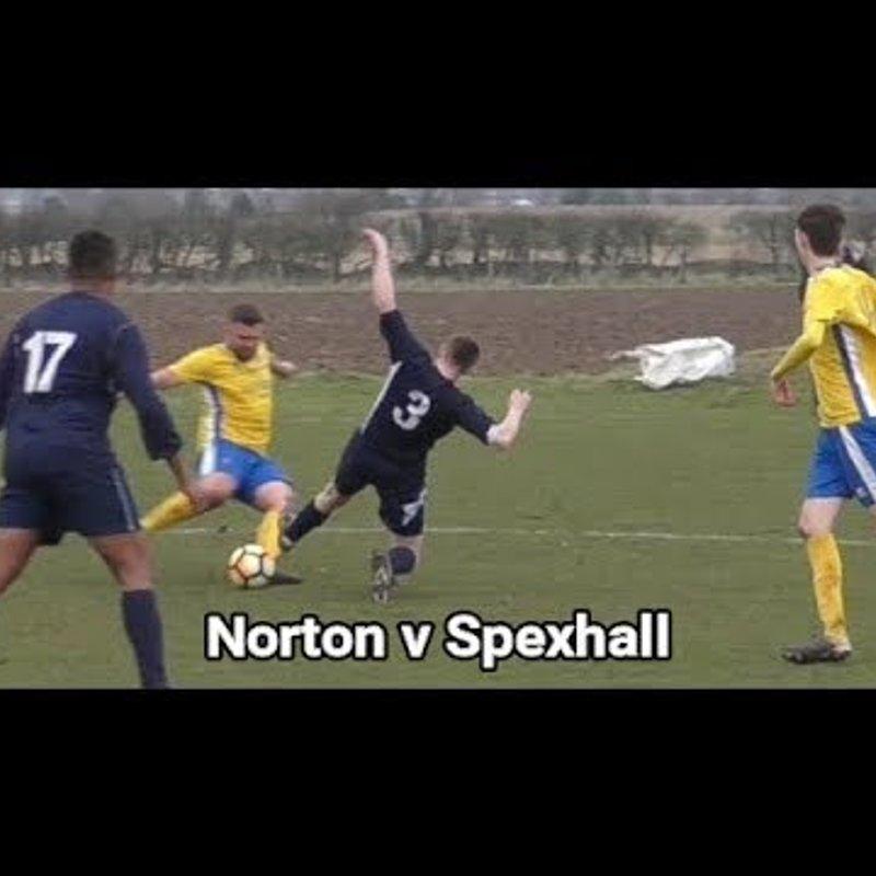 Norton V Spexhall 10.03.18