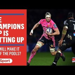 Rugby Tonight: Who will qualify from the pools in the Champions Cup?