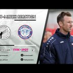 POST-MATCH REACTION: Williamson in high spirits after 6-0 Emirates FA Cup win over Ramsbottom