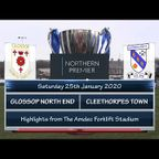 Glossop North End v Cleethorpes Town 25/01/20