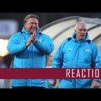 Hungerford Town (H) Reaction: Rod Stringer