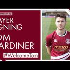 PLAYER PROFILE: Tom Gardiner