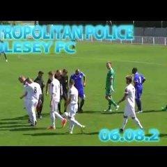 Metropolitan Police FC-Molesey FC 3:0 (06.08.2016)