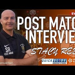 Stacy Reed Post Ossett United