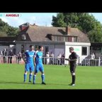 LEISTON VS TONBRIDGE ANGELS - FA cup 2nd Qlfy round - Highlights