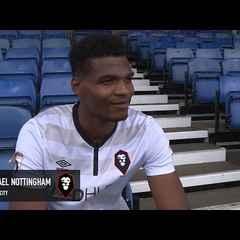Nuneaton Town 0-1 Salford City - Michael Nottingham post-match interview