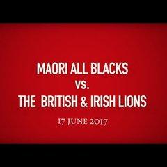 Team Announcement: Maori All Blacks v The British & Irish Lions | Lions NZ 2017