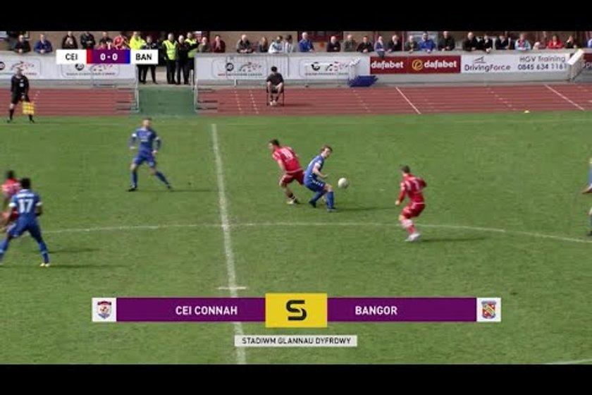 HIGHLIGHTS | Connah's Quay Nomads 1-0 Bangor City