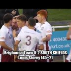16/12/17 - Brighouse Town 1-5 South Shields