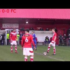 WORKINGTON REDS VS FARSLEY CELTIC EVO-STIK NORTHERN PREMIER LEAGUE MATCH DAY HIGHLIGHTS!!!