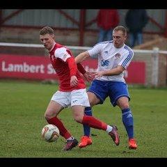 Didcot Town 0-0 Bideford AFC - 23/12/17