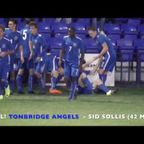 TONBRIDGE ANGELS U18 VS PHOENIX SPORTS U18 Match highlights 19/9/2016