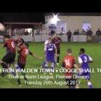 Saffron Walden Town v Coggeshall Town, Season  2017-18