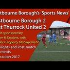 'Sports News': Eastbourne Borough 2 v East Thurrock 2