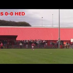 WORKINGTON REDS VS HEDNESFORD TOWN VLOG!!!