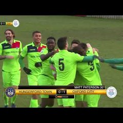 Extended highlights | Oxford City FC | National League South | 06.01.18