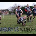 Banbury vs Wimborne Highlights