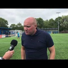 POST MATCH INTERVIEW - Oxford City 2-1 St Albans City