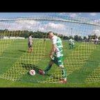 Tom Foltyn-Brown's 2nd goal against Glasshoughton Welfare
