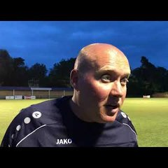 POST MATCH INTERVIEW - Oxford City 3-5 Oxford United