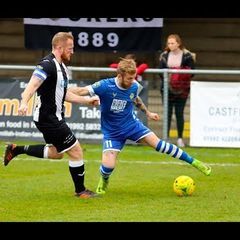 Hertford Town FC VS Tilbury FC - Bostik League North Division