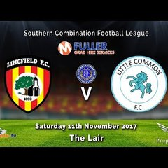 Lingfield FC 6v0 Little Common FC - League - 11-11-2017