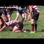 Gloucestershire Warriors v Forest Bulldogs (South West Rugby League 2017)