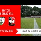 GOALS: Northwood FC V Aylesbury FC